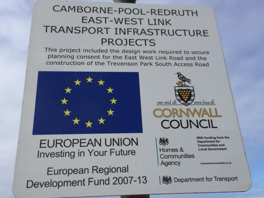 Camborne - Pool - Redruth Link Road
