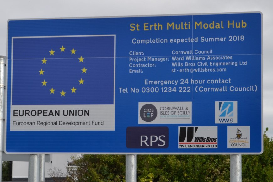 St Erth Multiomodal Hub